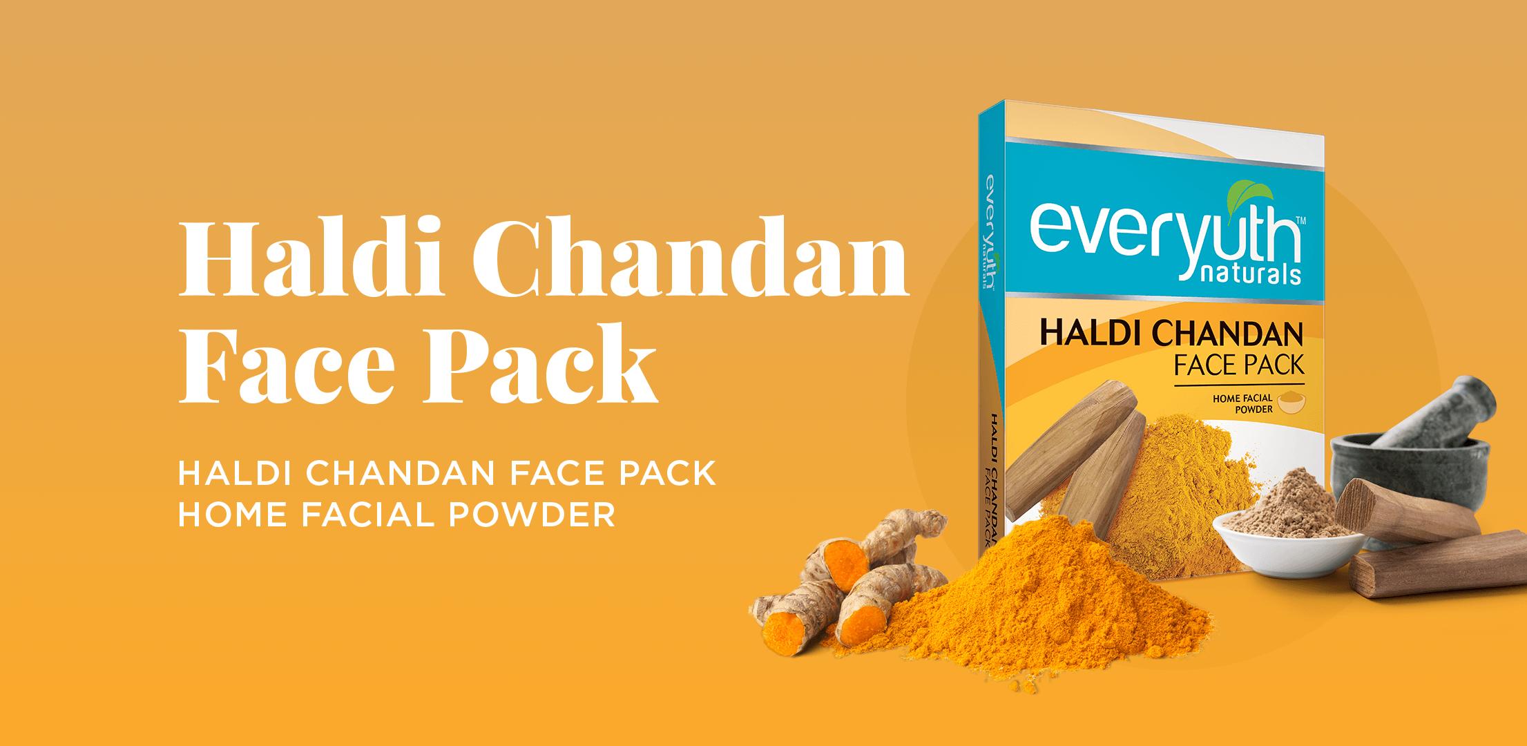 Haldi Chandan