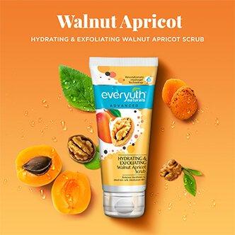 Walnut Apricot Scrub