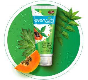 everyuth neem papaya scrub