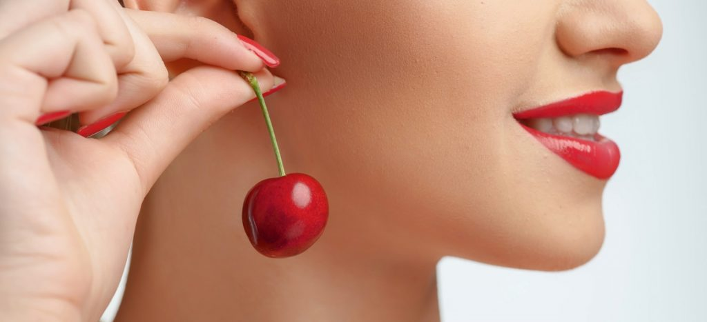 cherry - rich in collagen
