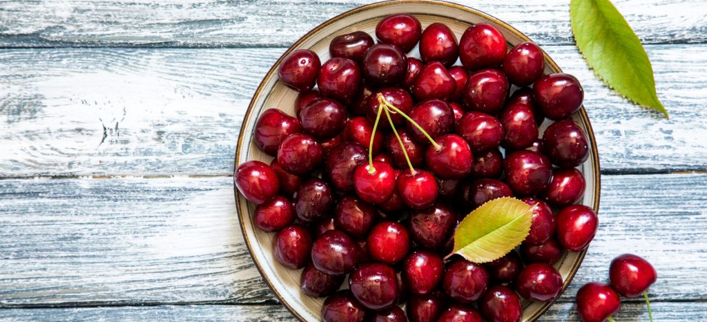 cherry skincare benefits