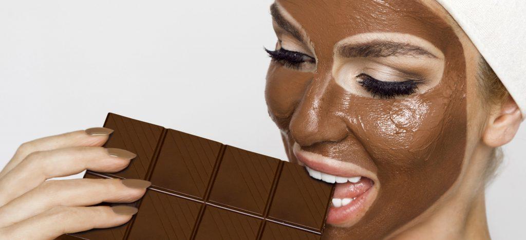 eat 20gms dark chocolate daily