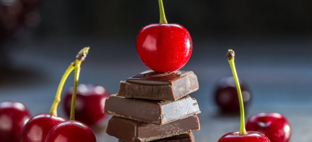 cherries are rich in antioxidants