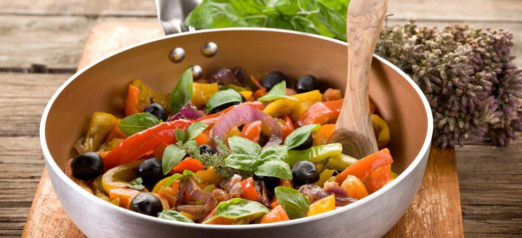 healthy food tasty food
