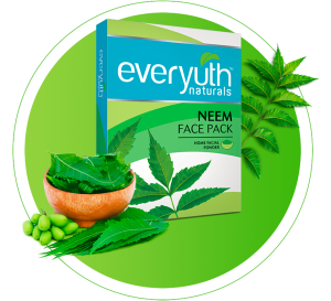 everyuth neem face pack for dull skin