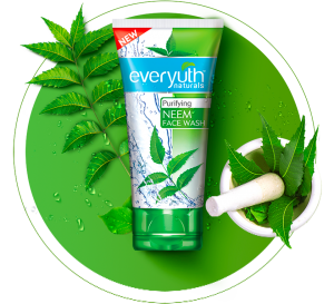 everyuth purifying neem face wash