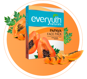 everyuth papaya face pack