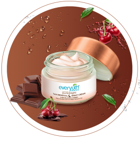 everyuth tan removal night cream