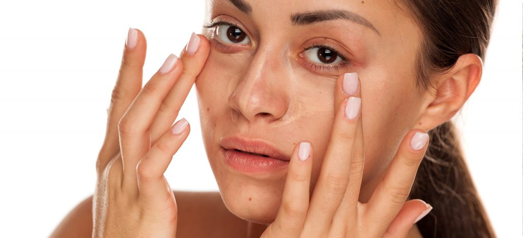reduce dark circles and puffiness
