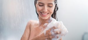 monsoon don'ts for skin - no hot water showers