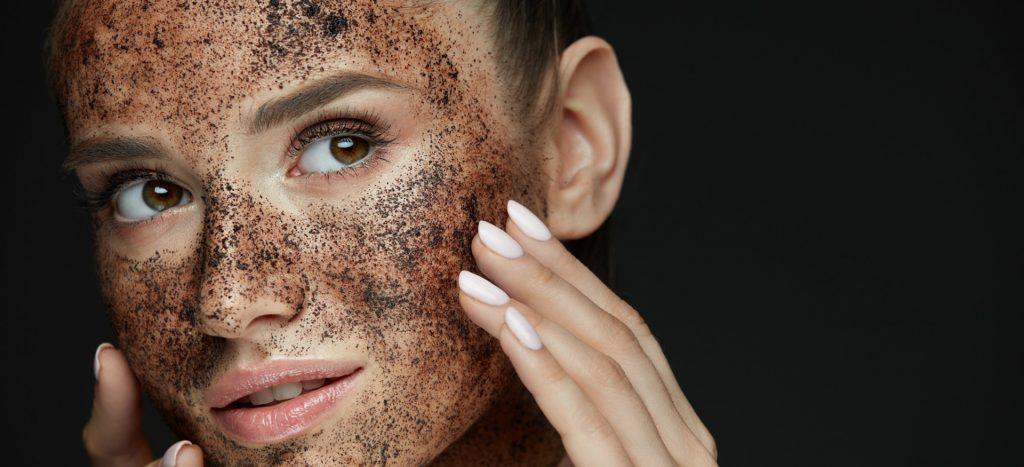 chocolate - excellent skin exfoliator