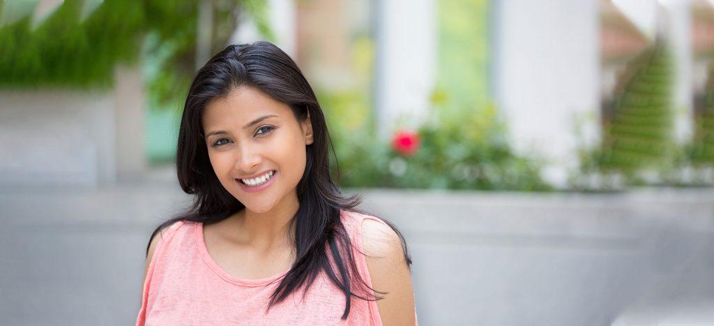benefit of tulsi - glowing skin