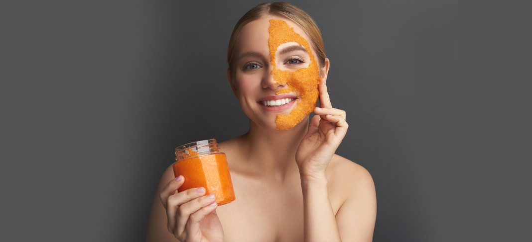 Everyuth's Orange Peel Off Mask Should Be Your Best Bud