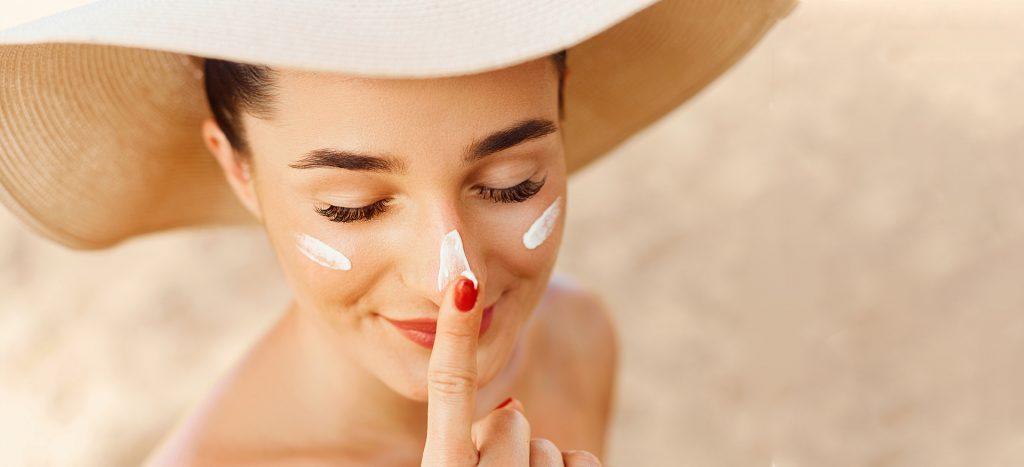 Sunscreen for Skin care