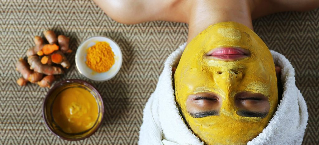 Turmeric Face Pack