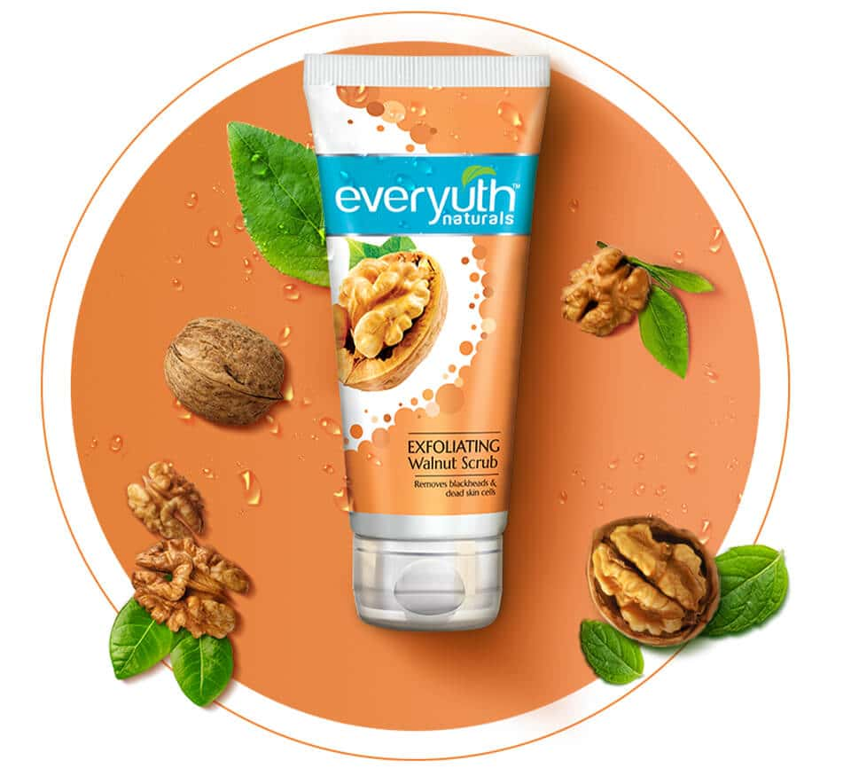 Exfoliating Walnut Scrub