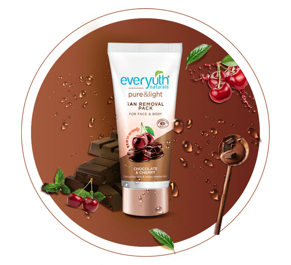 Chocolate & Cherry Tan Removal Pack