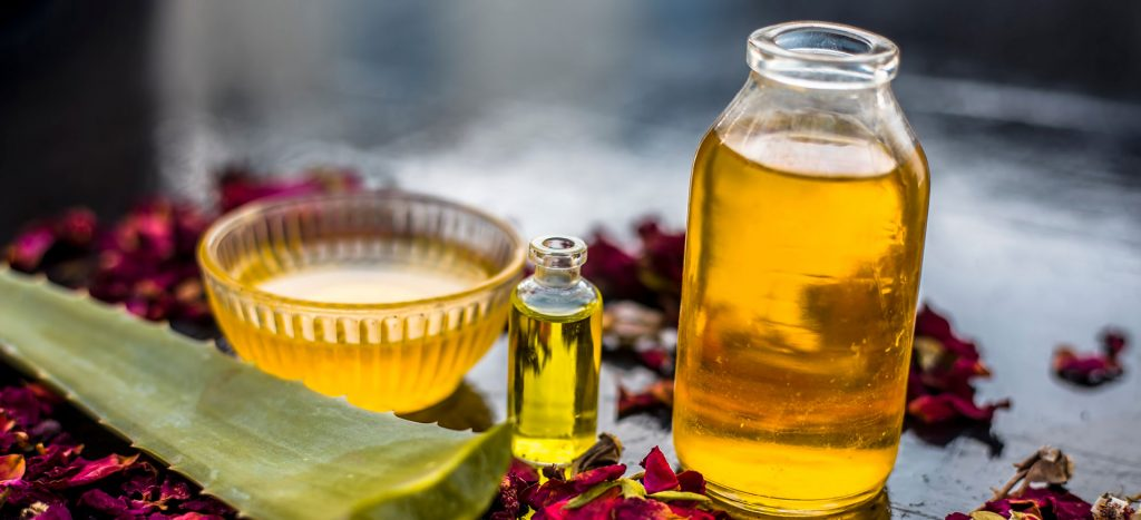 Aloe Vera & Tea tree oil cleanser