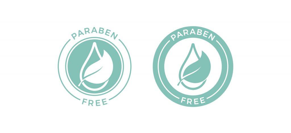 Paraben Free Logo