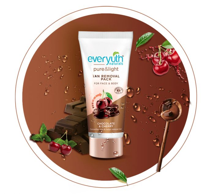 Everyuth Naturals Tan Removal Face Pack
