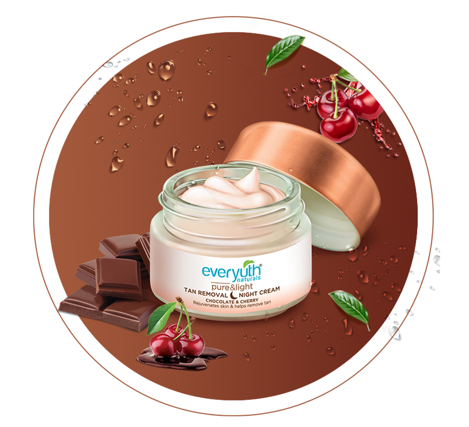 Everyuth Naturals Tan Removal Cream