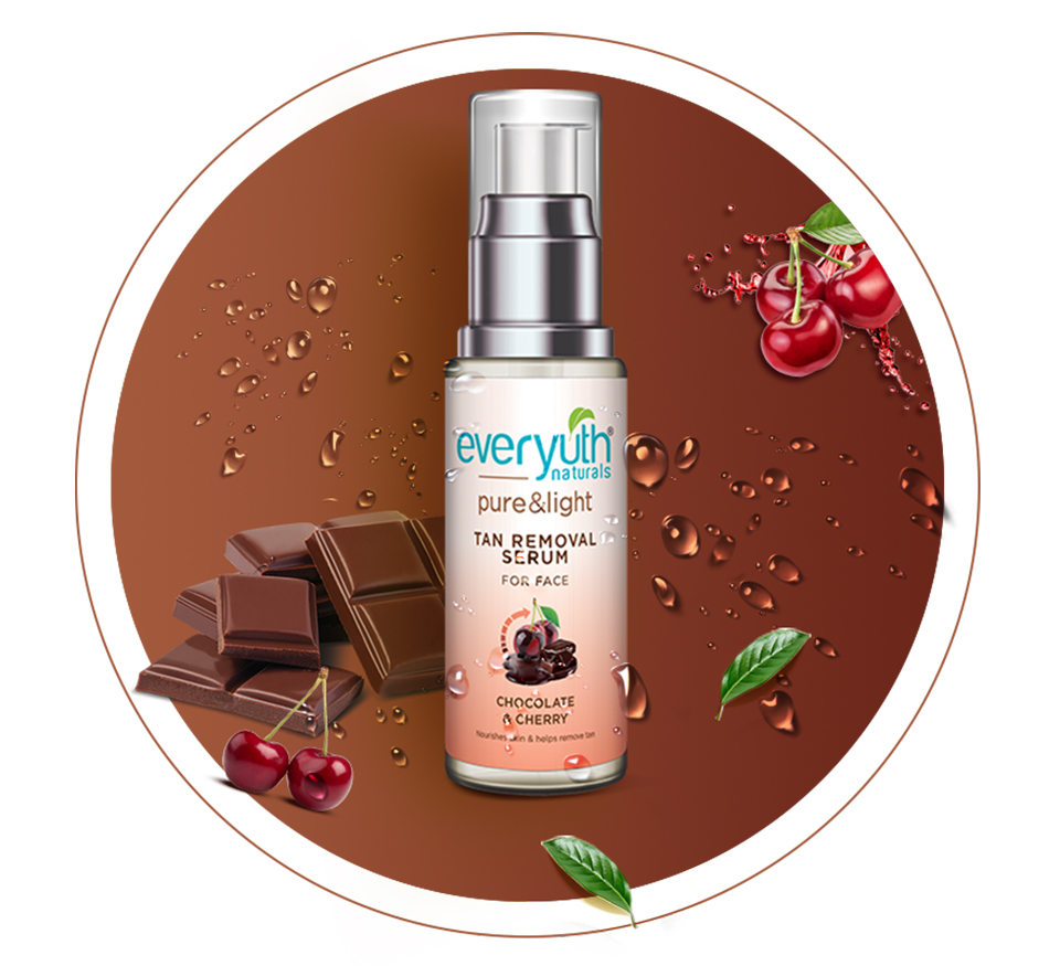 Everyuth Naturals Tan Removal Serum