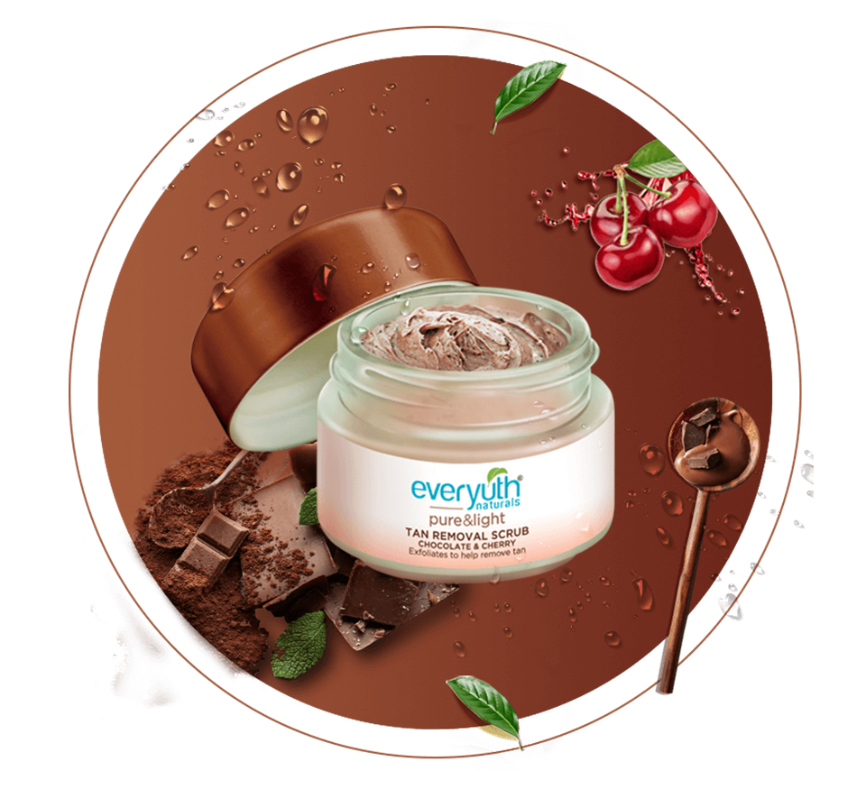 Everyuth Naturals Tan Removal Scrub