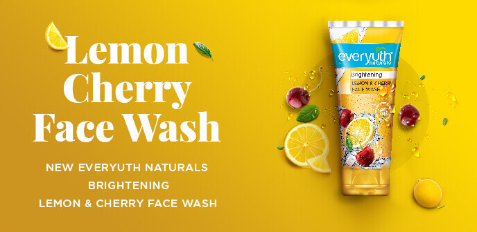Lemon Cherry Face Wash