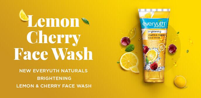 Lemon Cherry Face Wash