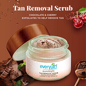 Everyuth Naturals  - Tan Removal Scrub
