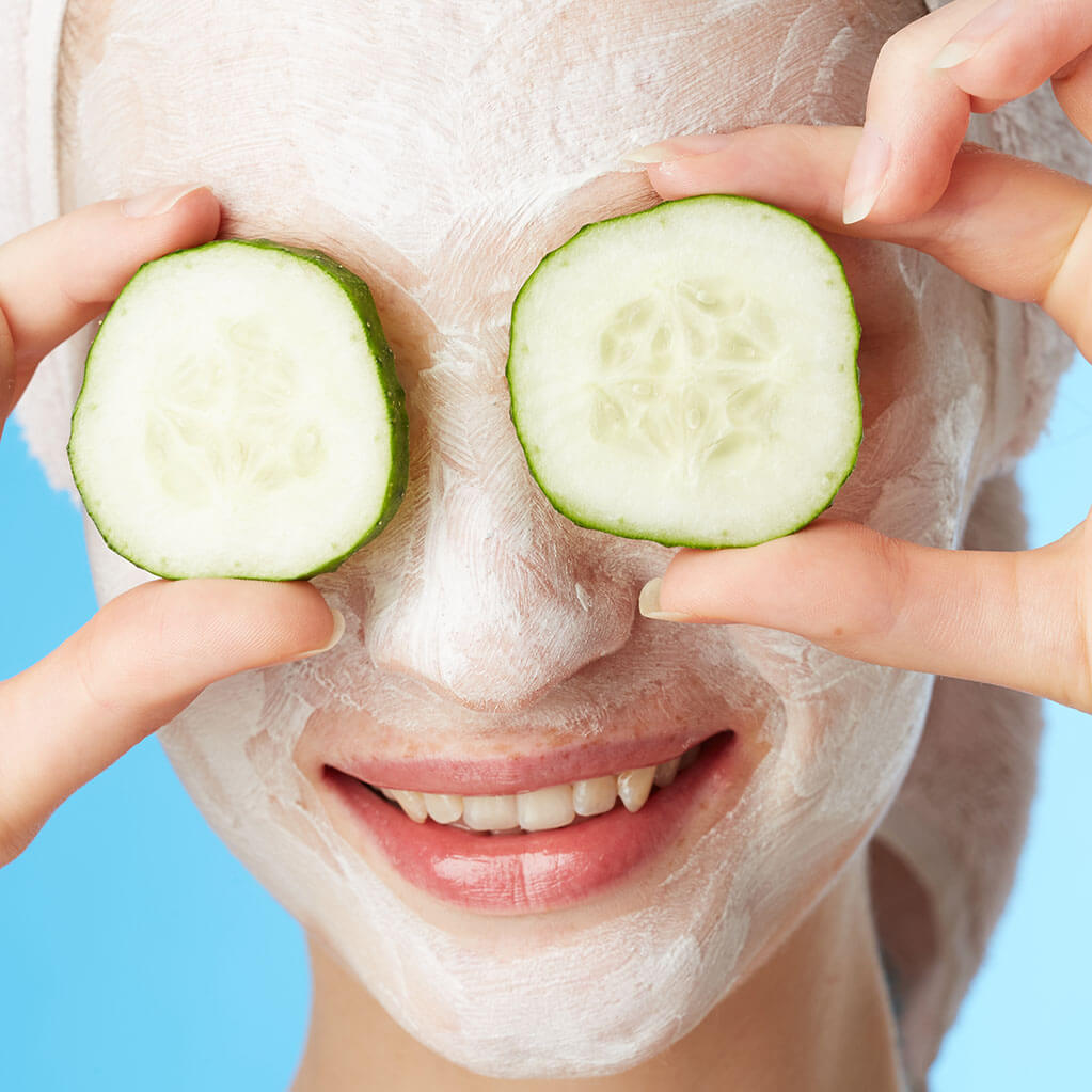 Cucumber Face Pack for Nurish Your Skin by Everyuth Naturals