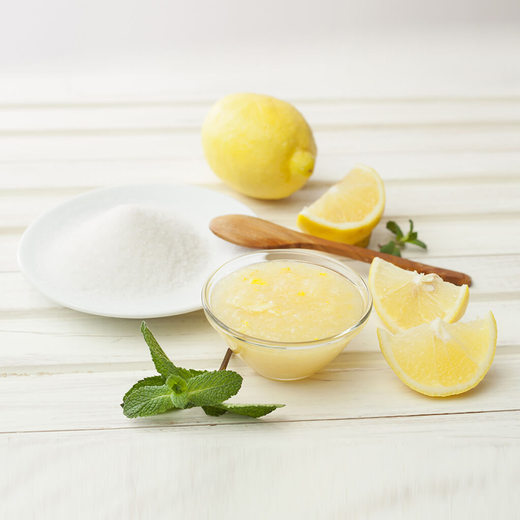 Lemon face wash for glowing skin - Everyuth Naturals
