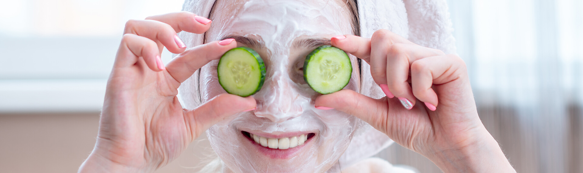 Cucumber Face Pack for all Skin Types by Everyuth Naturals