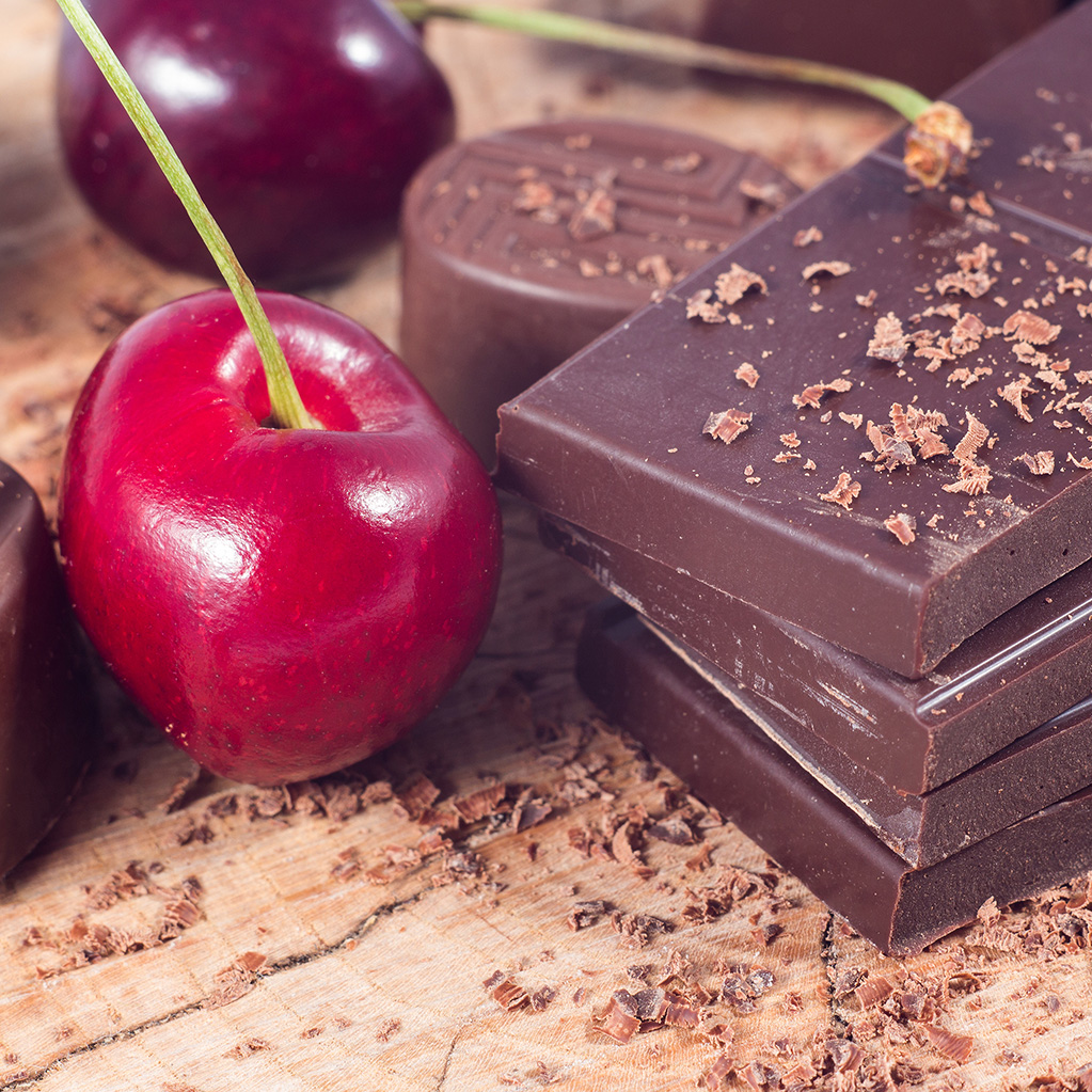 Ever Thought You Could Use Chocolate & Cherry To Remove Sun Tan?