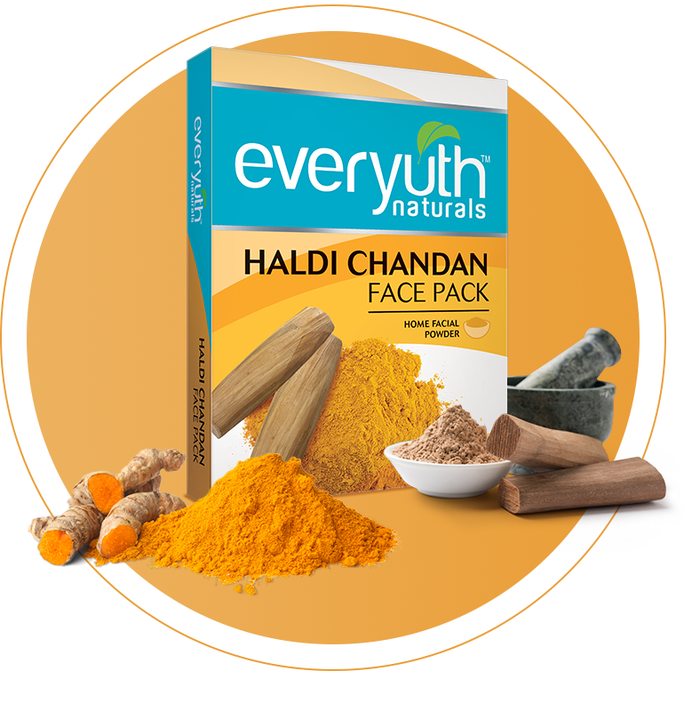 Haldi Chandan Fairness Face Pack from Everyuth Naturals