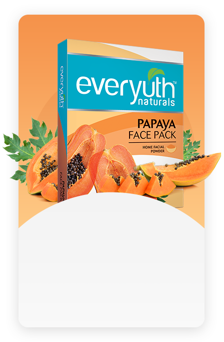 Papaya Face pack - Everyuth Naturals