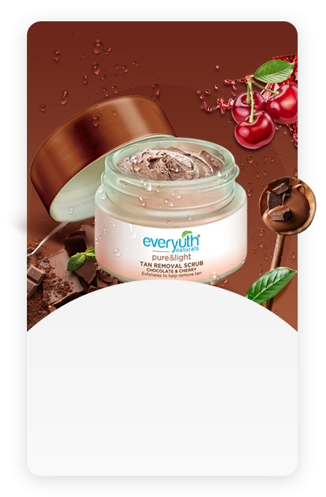 Tan Removal Scrub | Best Body Scrub to Remove Tan from Everyuth Naturals