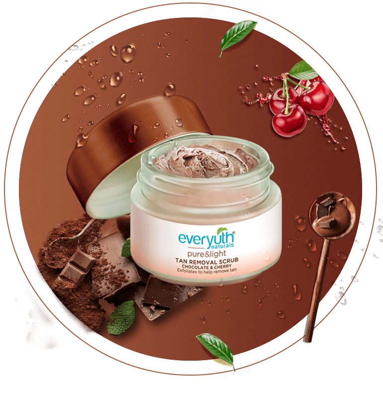 Best Tan Removal Scrub | Tan Removal Products From Everyuth Naturals