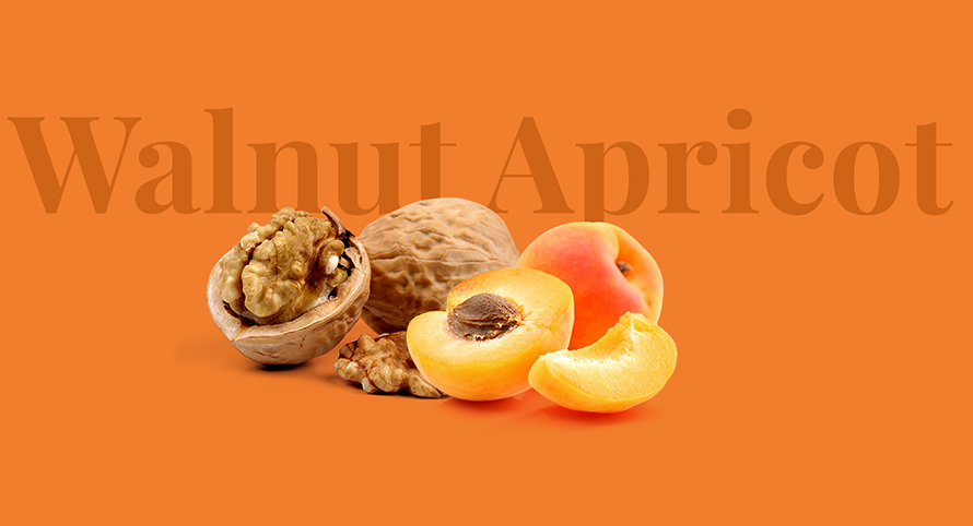 Walnut Apricot Scrub Ingredients | Exfoliating Face Scrub from Everyuth Naturals